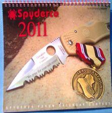 SPYDERCO 2011 FORUM CALENDAR CONTEST