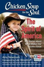 Chicken Soup for the Soul: The Spirit of America: 101 Stories about What Makes