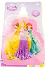 Disney Princess Rapunzel, Belle & Ariel 14 oz Drink Pouch - Compact & Reusable