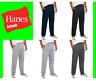 Hanes Men Fleece Sweatpants w/ pockets ComfortSoft Low-pill High Stitch