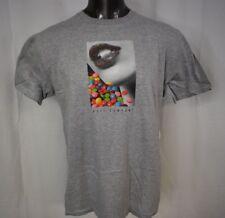Neff Mens Candy Lips Tee Shirt NWT L