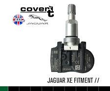 RUOTA in lega JAGUAR xe Tpms Pneumatico Pressione Sensore della valvola NUOVO E ORIGINALE