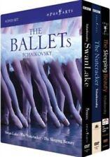 Tchaikovsky The Ballets 0809478009849 DVD Region 2 P H