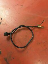 2009 Ninja 500R ex500 electric Starter motor Ground Cable OEM