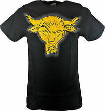 The Rock Gold Bull Symbol of Greatness T-shirt New