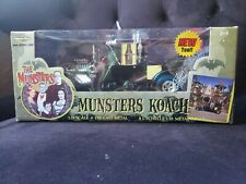 Collectable ERTL American Muscle Munsters Koach 1:18 Scale Diecast Car NIB