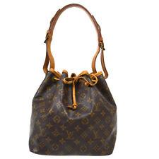 LOUIS VUITTON PETIT NOE SHOULDER BAG PURSE  VINTAGE M42226 ao 40244