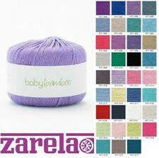 Sirdar Snuggly Baby Bamboo Dk Wool/Yarn - 50g All Colours