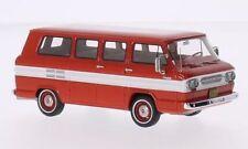 Chevrolet Corvair Window Van Minibus 1961 White Red NeoScale 1:43 NEO46525 Model