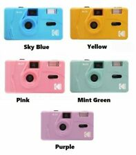 New - Kodak Vintage retro M35 35mm Reusable Film Camera Pink Purple Ye Green Us