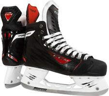 CCM Vibe ice hockey skates senior size 9.5 D black new men mens adult skate sr