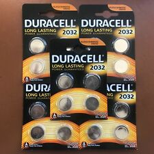 20 x DURACELL CR2032 3 V batteria litio moneta cella 2032, DL2032, BR2032, SB-T15