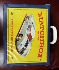 1968 Vintage MATCHBOX Series Collector's Case 41
