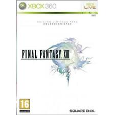 Pal version Microsoft Xbox 360 final Fantasy XIII (Ed. Colec.)