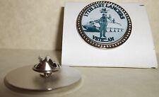 HM Armed Forces 17th 21st Lancers Veteran lapel pin badge .
