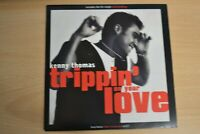 """KENNY THOMAS   TRIPPIN ON YOUR LOVE     7""""  SINGLE  COOL TEMPO   COOL 277  1990"""