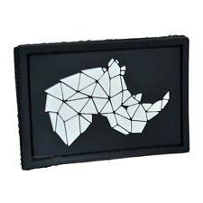 ANA Tactical Rhino White Patch