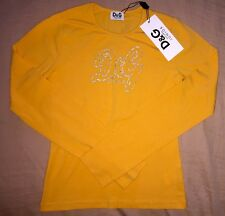 D&G Junior Girl'  Tshirt  Size 12 NWT