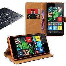 Book Case Panzerfolie Handy Tasche für Nokia Handy Hülle Schutzhülle Etui Folie