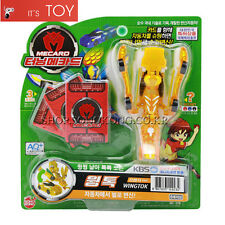 Turning Mecard WINGTOK Orange ver. Bee Transformer Transforming Robot Car Toy