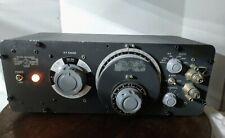Vintage Tested General Radio Bridge Oscillator Type No1330 A Serial 1199