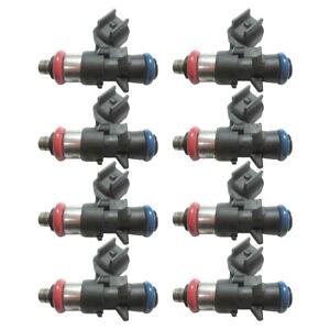 Set of 8 Fuel Injector for CHRYSLER DODGE JEEP RAM VW 2.4/3.6/5.7/6.2/6.4L V8 V6