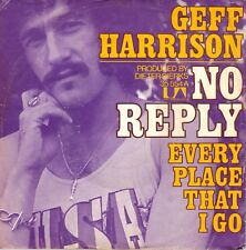 "7"" GEFF Harrison (Twenty Sixty Six and then/Kin Ping U) - No Reply (Beatles)"