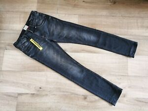 * VINGINO * COOLE Jeans Hose - Gr. 13 - 152 /  158 Jungen - GRAU - TOP ZUSTAND !