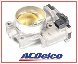 Fuel Injection Throttle Body Assembly ACDELCO GMC OEM # 12669016 3.0L 3.6L V6