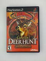 Cabela's Deer Hunt: 2004 Season - Playstation 2 PS2 Game - Complete & Tested