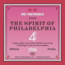 The Spirit Of Philadelphia 4 [CD]