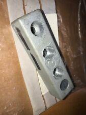 Genuine ZINC ANODE for QL Trim Tab Tab (part of Volvo Penta 41100049)