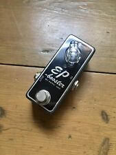 Xotic ep Booster. Great Tone In A Little Pedal. A Real Secret Weapon.