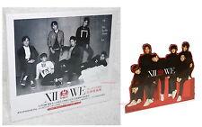 Shinhwa Vol. 12 WE Taiwan Special CD+Card+6 mini poster