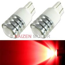 2pcs Red 7443 7444NA 991 992 High Power 5W CREE LED Bulbs For Tail Light #R36
