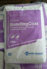 Thistle Bonding Coat Undercoat Plaster Basecoat Wall Prep Plasterboard 25KG