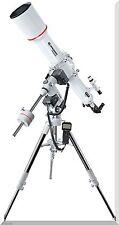 BRESSER Messier AR-102/1000 - f/10 Refraktor auf  EXOS-2 GoTo Montierung Hexafoc