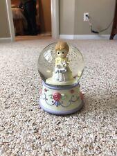 Disney Princess Belle Precious Moments Snowglobe