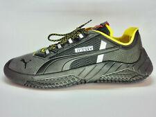 Puma Replicat X Pirelli/Sneaker/Rennsport/Neuware/schwarz/weiß/gelb/33985501