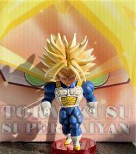League Studio Dragon Ball Z The Muscle TRUNKS Resin Figure Toy Model Statue GK N