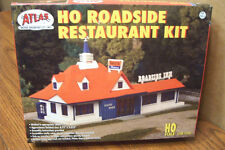 Atlas Roadside Restaurant Ho Scale Building Kit