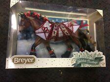 2020 Breyer Christmas Yuletide Greetings Holiday Horse