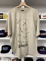 Vintage 1999 Counting Crows Shirt Sz XL Giant Rock Band Music 90s Album Promo