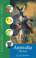 Australia: The East (Travellers' Wildlife Guide) By Les Beletsky