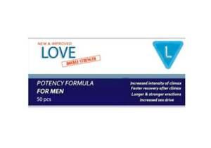 50x100mg Performance Enhancement Male Men Vlove Supplement Sex Pills Tabs