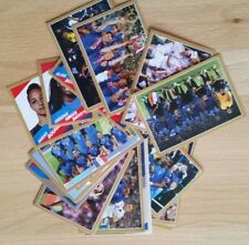 Lot de 29 cartes autocollants stikers Panini Équipe de France Carrefour 2018