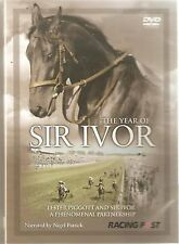 THE YEAR OF SIR IVOR- L PIGGOT RACING  PARTNERSHIP  DVD - FREE POST IN UK