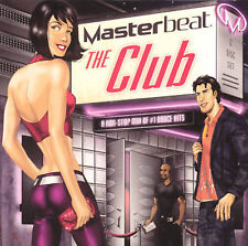 Masterbeat: The Club by Various Artists (CD, Apr-2003, 2 Discs, Master...