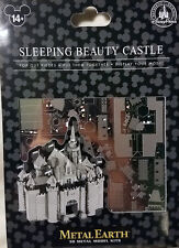 Disney Parks Sleeping Beauty Castle Metal Earth 3D Model Kits - NEW