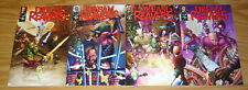 Dream Reavers #1-4 VF/NM complete series - super powered teens in an epic war